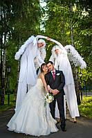Артисты ходулисты на свадьбу от ArtWalk