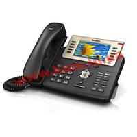 SIP-T29G SIP-телефон, цветной экран, 16 аккаунтов, BLF, PoE, GigE (SIP-T29G)