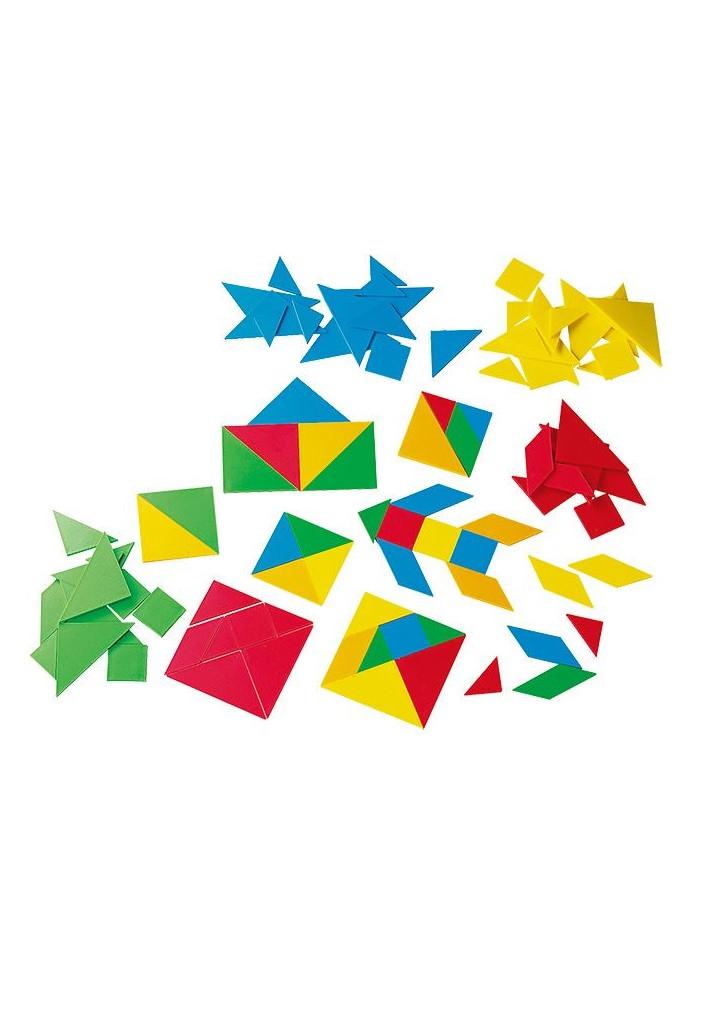 Развивающие и обучающие игрушки «Gigo» (1043) набор Танграм