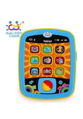 Развивающие и обучающие игрушки «Huile Toys» (996) Мини планшет (звук. эффекты), фото 3