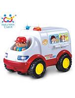 Развивающие и обучающие игрушки «Huile Toys» (836) Скорая помощь (звук. эффекты)