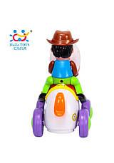Развивающие и обучающие игрушки «Huile Toys» (838A) Ковбой на веселой лошади (звук. эффекты), фото 2