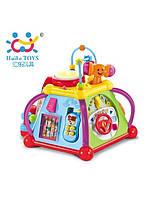 Развивающие и обучающие игрушки «Huile Toys» (806) Маленькая вселенная (звук. эффекты)