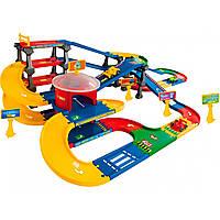 Wader  Kid Cars 3D - паркинг с трассою (9,1 м) (53070)