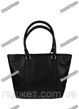 Женская черная сумка, фото 2