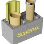 Керамический дымоход Schiedel Dual