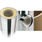 Дымоходы из керамики и стали Schiedel KERASTAR диаметр Ø мм 140 160 180 200 250 300 400