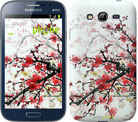 "Чехол на Samsung Galaxy Grand I9082 Цветущий куст ""831c-66"""