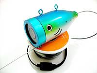 Fish Finder Camera CC-12IR-Б/У, Подводная видеокамера для рыбалки 12 инфракрасных светодиодов, 15 м кабель, фото 1
