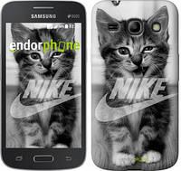 "Чехол на Samsung Galaxy Star Advance G350E Спортивный котик ""2715u-210"""