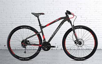 "Велосипед Haibike SEET HardNine 3.0  29"", рама 45 см, 2017, черный"