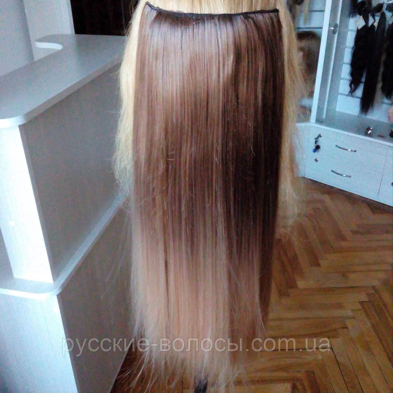 Натуральные волосы на заколках купить в интернет магазине