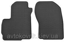 Резиновые передние коврики в салон Citroen C4 Aircross 2012- (STINGRAY)