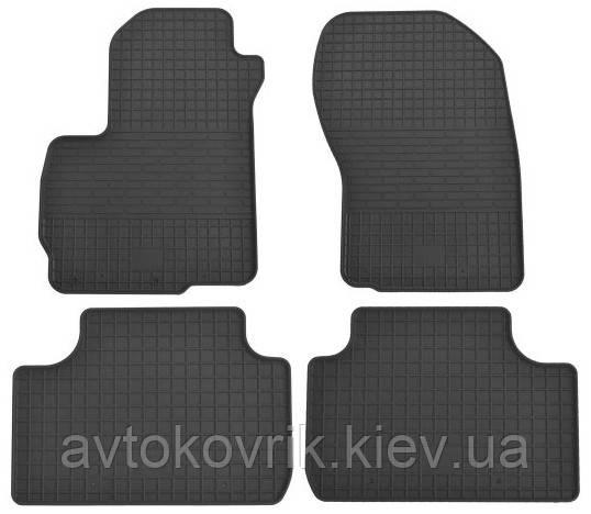 Резиновые коврики в салон Peugeot 4008 2012- (STINGRAY)