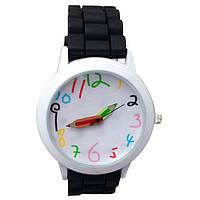 Детские часы Карандаш черные