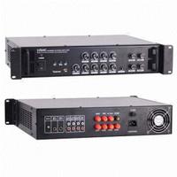 Трансляционный усилитель высокого класса надежности Big PA4ZONE400- MP3/FM(FFUBPM)