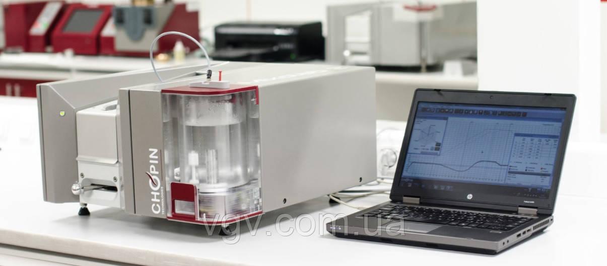 Mixolab - прибор для измерения реологических свойств зерна, муки и теста