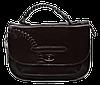 Интересная женская сумочка из натуральной кожи коричневого цвета (MSS-093001)