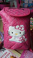 Детский рюкзак Китти Малиновый