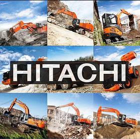 Маркировка экскаваторов Hitachi