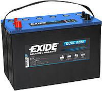 Аккумулятор EXIDE Technologies Dual AGM EP 800 (92 Ач). Батарея двойного назначения – для запуска двигателей и