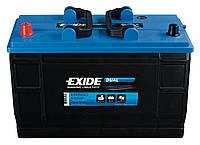 Аккумулятор EXIDE Technologies Dual AGM ER 550 (115 Ач). Батарея двойного назначения – для запуска двигателей