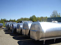 Охладитель молока 2500л б/у с холодильным агрегатом б/у