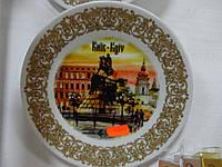 Тарелки декоративные с видами Киева, фото 1