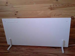 Экономный панельный обогреватель Теплостар c ножками ПН-700, фото 2