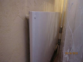 Экономный панельный обогреватель Теплостар c ножками ПН-700, фото 3