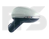 Зеркало левое электро с обогревом складывающееся грунт. 5pin с указателем поворота без подсветки кор. сборка R
