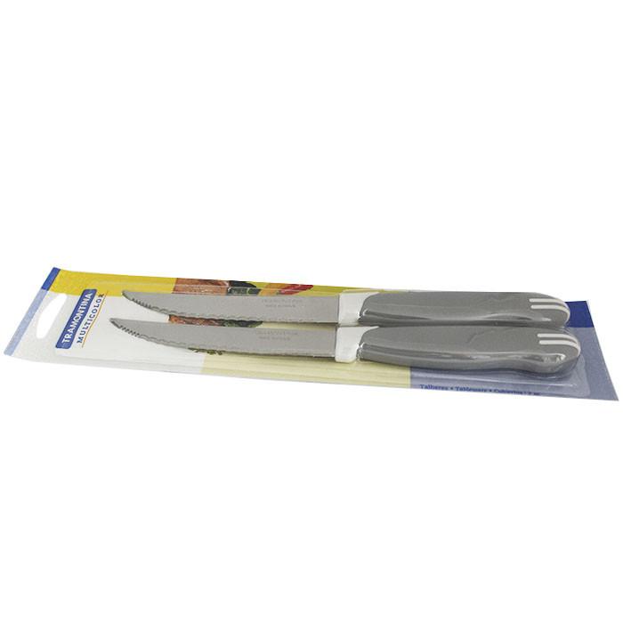 Набір з 2-х ножів для стейка MULTICOLOR 23529/265