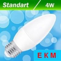 Светодиодная лампа Biom BT-547 C37 4W E27 3000 К