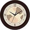 """Годинник настінний ЮТА """"Fashion"""" 330Х330Х45мм 11 FBr"""