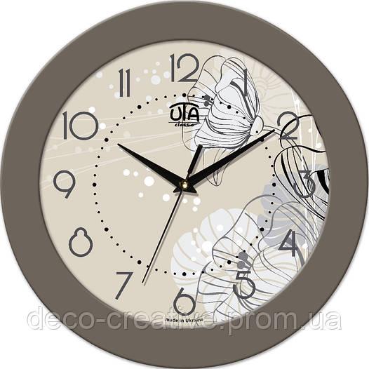 """Годинник настінний ЮТА """"Fashion"""" 330Х330Х45мм 14 FBe"""
