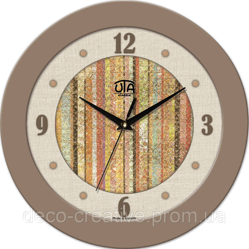 Годинник настінний ЮТА  20 FBe