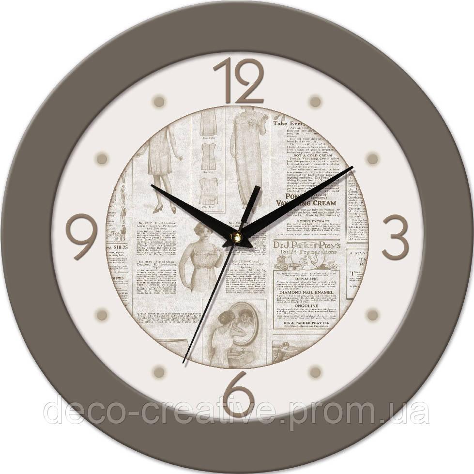 Годинник настінний ЮТА 23 FBe