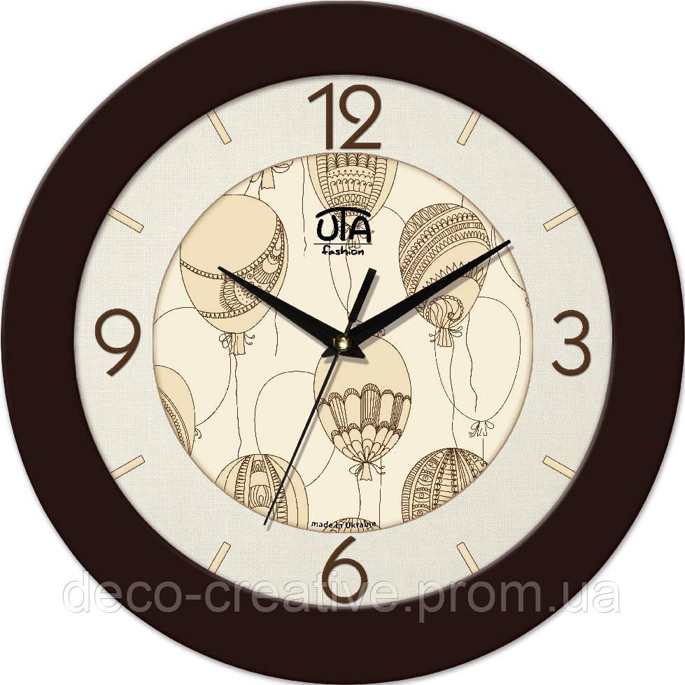 Годинник настінний ЮТА 25 FBr