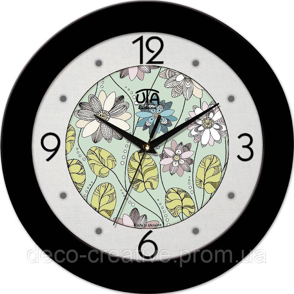 Годинник настінний ЮТА 24 FBr