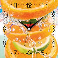 Годинник настінний  Майбутній лимонад