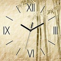 Годинник настінний Бамбук 2