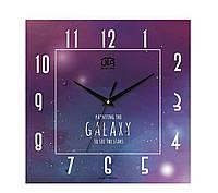 Годинник настінний Рисуем галактику