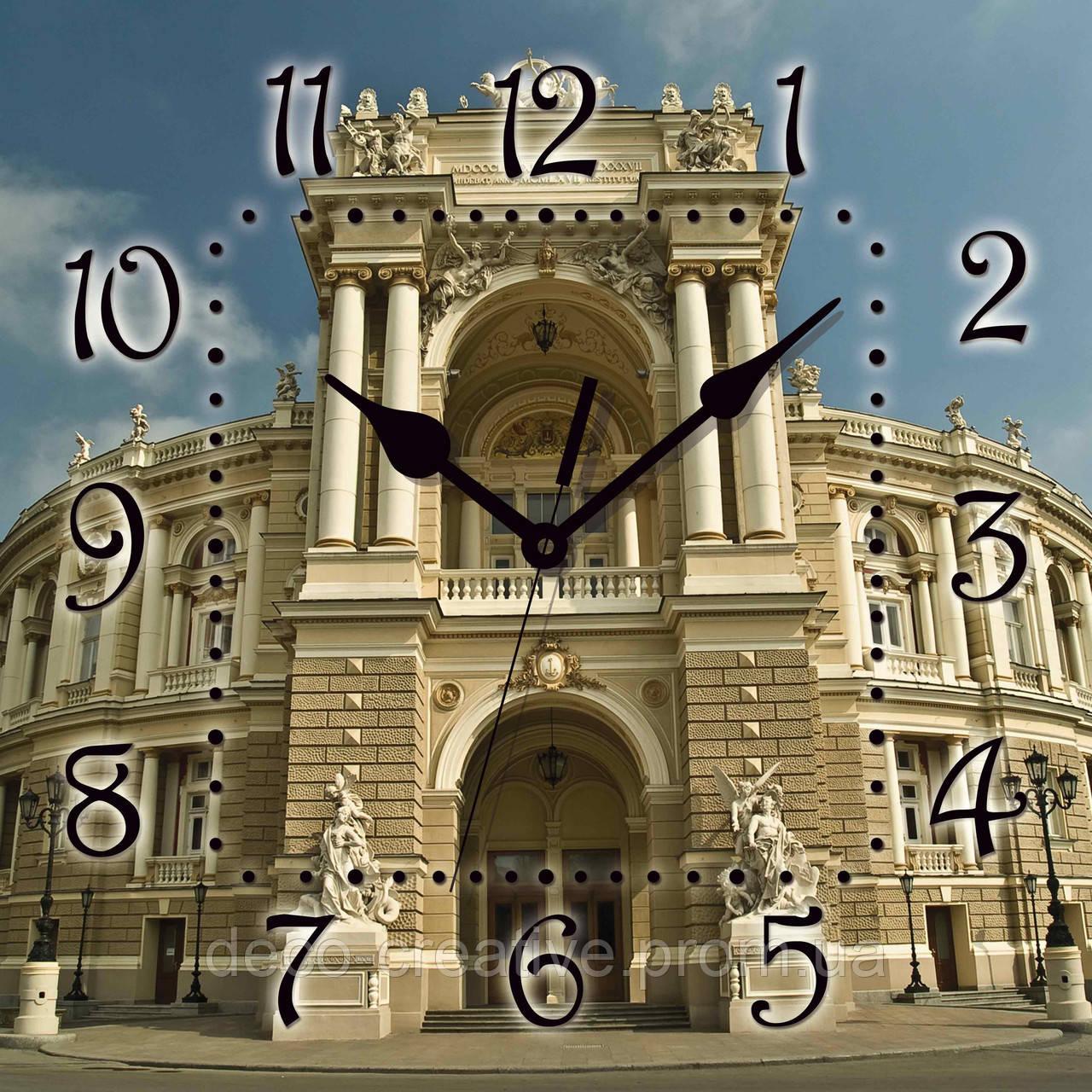 Годинник настінний Оперный театр
