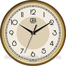 """Годинник настінний ЮТА """"Классика"""" 01 G 01"""