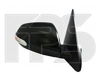 Зеркало левое электро с обогревом грунт 6pin с указателем поворота без подсветки -2011 Cerato Koup 2009-12