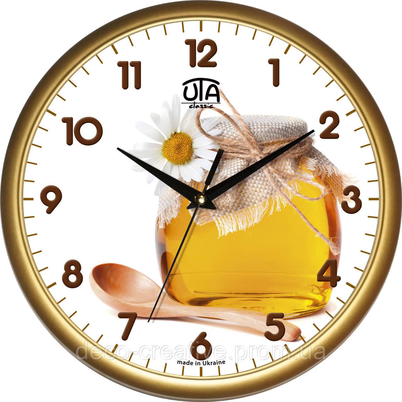 Годинник настінний 01 G 04
