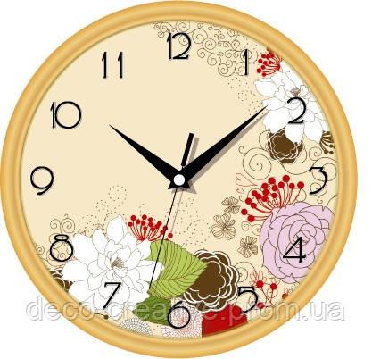 Годинник настінний ЮТА 01 G 05
