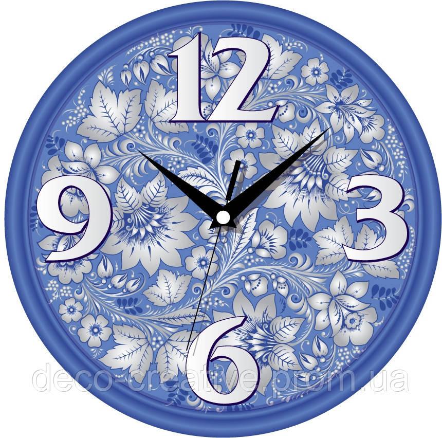 Годинник настінний ЮТА 01 BL 06