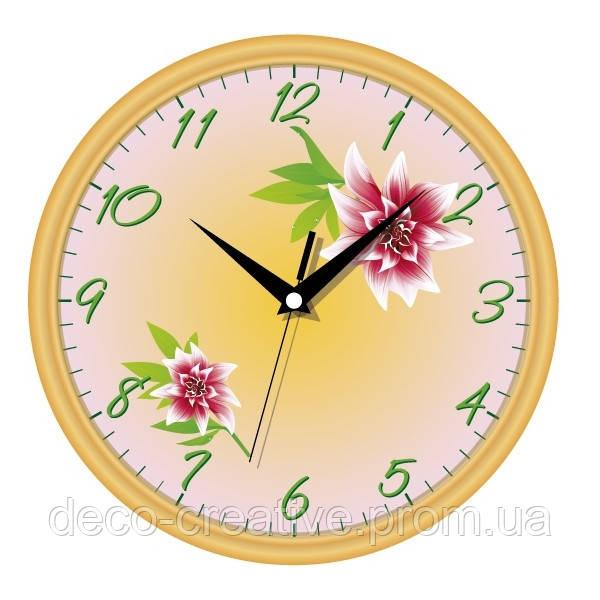 Годинник настінний  01 G 10