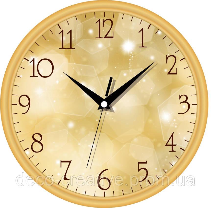 Годинник настінний 01 G 16